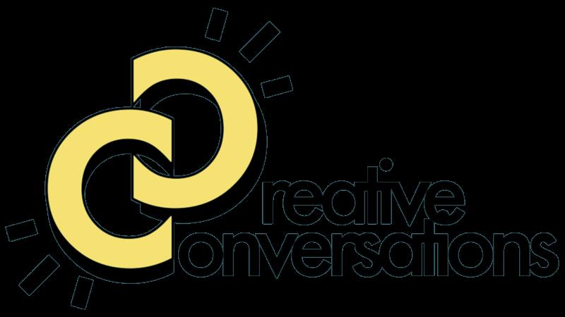 Creative marketing agency los angeles creative conversations logo